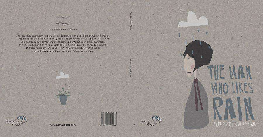 silent book: the man who likes rain