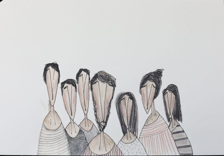 a group of friends original