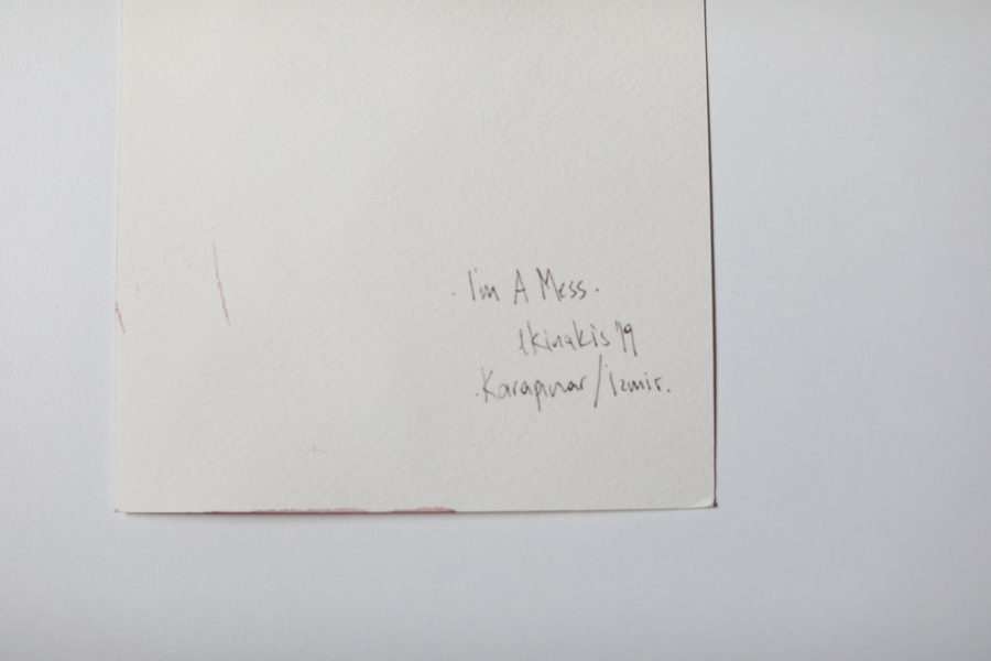 im a mess signature