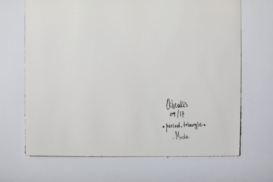 period triangle signature