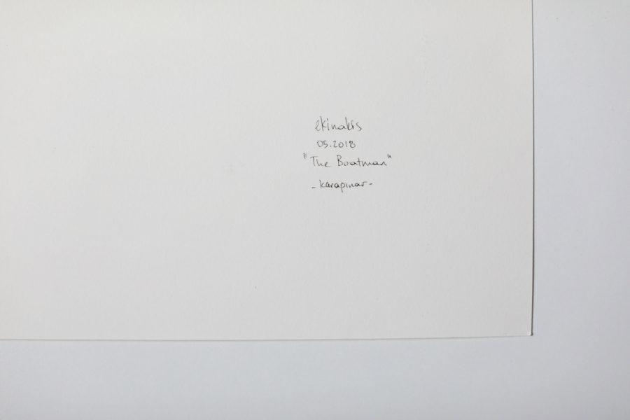 the boatman signature