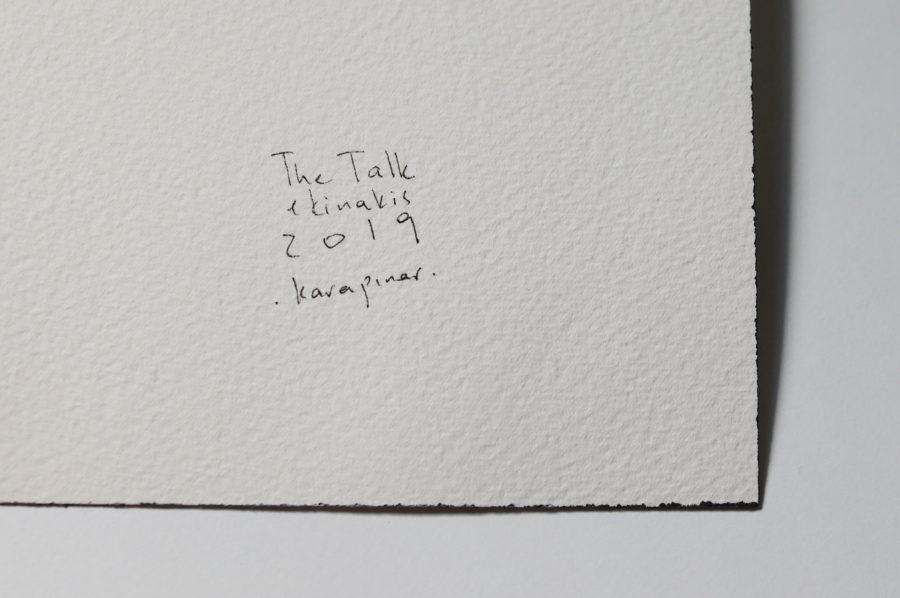 the talk signature