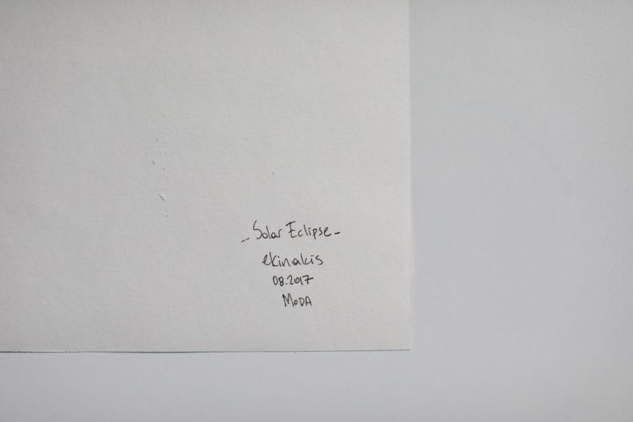 Solar Eclipse signature