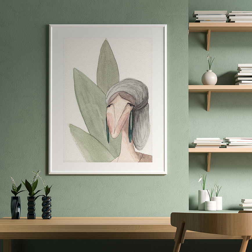 Girl With Leaves-Mockup-sq-re